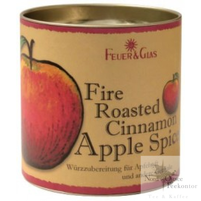 Fire roasted cinnamon APPLE SPICE