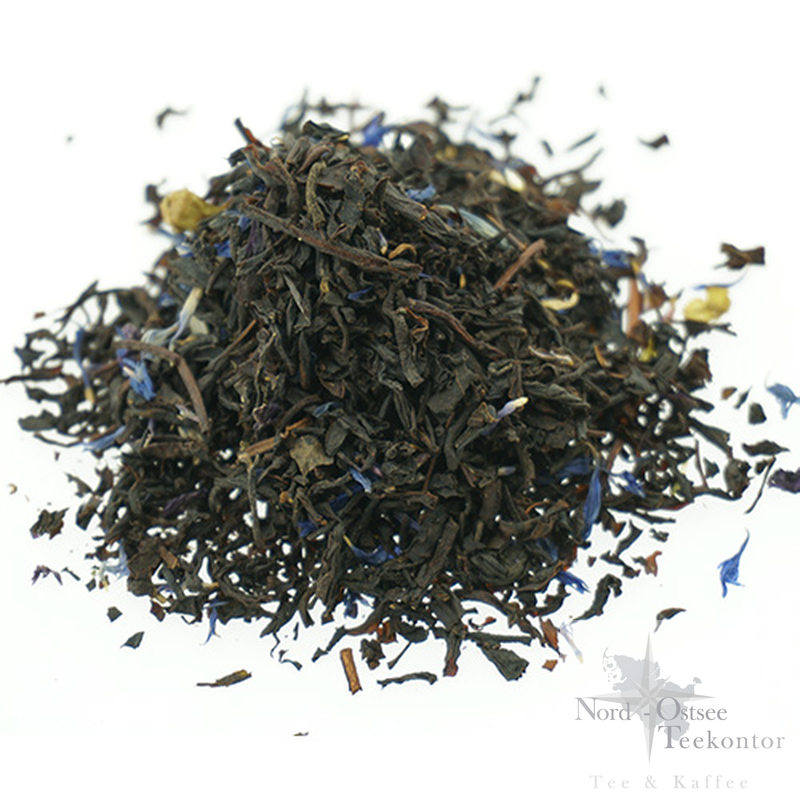 Schwarztee  -   Earl Grey Blue Flower